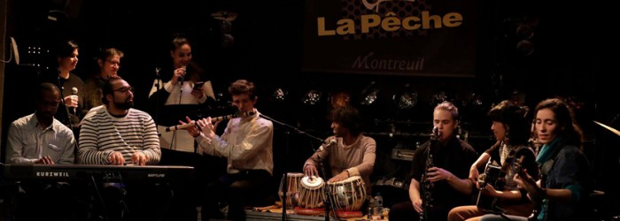 MAAD'sterclasse Musique Indienne